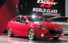 2013 Dodge Dart: 2012 Detroit Auto Show Live Photos