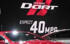 2013 Dodge Dart Live Photos: 2012 Detroit Auto Show