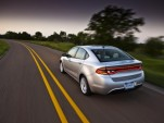 2013 Dodge Dart Aero Gets 41 MPG Highway, 32 MPG Combined Rating