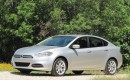 2013 Dodge Dart test drive, Austin, Texas, April 2012