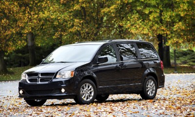 2013 Dodge Grand Caravan Photos