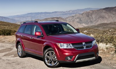 2013 Dodge Journey Photos