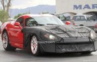 2013 Dodge Viper Spy Shots