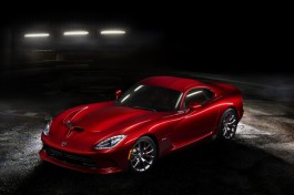 2013 Dodge SRT Viper GTS