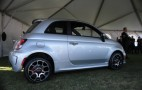 2013 Fiat 500 Turbo Live At Concorso Italiano: Gallery