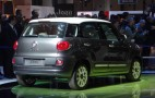 2013 Fiat 500L Crossover: Live Photos From Geneva Motor Show