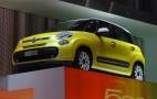 2013 Fiat 500L Live Photos: 2012 Geneva Motor Show