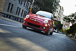2013 Fiat 500