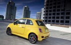 Fiat Starts Custom Shop For U.S. 500 Buyers