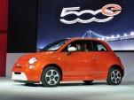 2013 Fiat 500e live photos, 2012 L.A. Auto Show