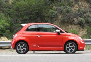 2013 Fiat 500e Recalled Over Potential Half-Shaft Failures