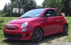 2013 Fiat 500c Abarth Cabrio: Fun But Far From Fuel-Efficient