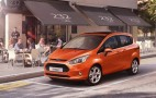 2013 Ford B-Max Revealed Ahead Of 2012 Geneva Motor Show