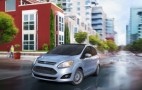 Ford C-Max Energi Plug-In Hybrid Minivan: Video