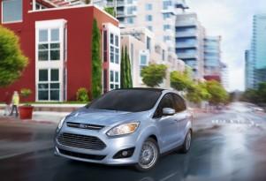 Ford C-Max Energi Plug-In Hybrid Minivan: Video