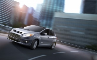 2013 Ford C-Max Hybrid Priced From $25,995