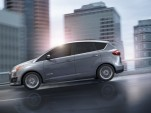 2013 Ford C-Max Hybrid Gets 47 MPG All-Round EPA Rating