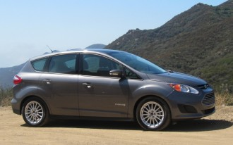 2013 Ford C-Max Hybrid Video Road Test