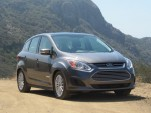 2013 Ford C-Max Hybrid: First Drive