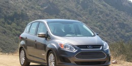 Green Car Reports 2013 Best Car To Buy Nominee: Ford C-Max