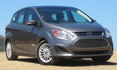 2013 Ford C-Max Photos