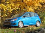 2013 Ford C-Max Hybrid, Catskill Mountains, NY, Oct 2012