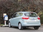 2013 Ford C-Max Energi plug-in hybrid, Marin County, CA, Nov 2012