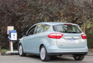 Ford Energi Plug-In Hybrids: Electric Miles Are Half Of Total