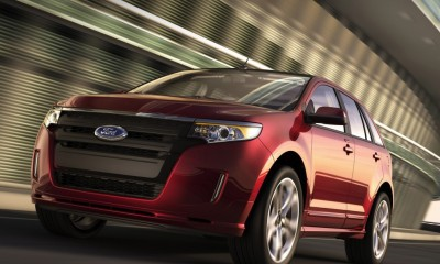 2013 Ford Edge Photos