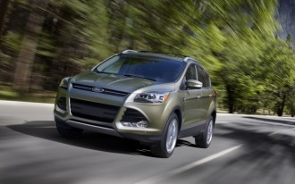 2013 Ford Escape Video Road Test