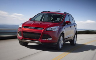 2013 Ford Escape Recalled For Braking Issue