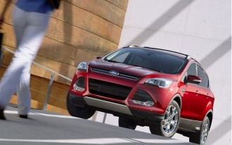 2013 Ford Fusion, Escape Get Software Update To Fix Fire Flaw