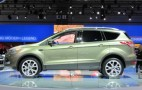 2013 Ford Escape Live Photos: 2011 Los Angeles Auto Show