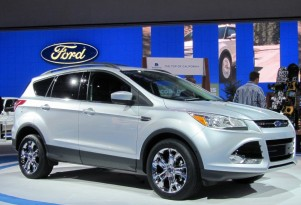 2013 Ford Escape: New High-MPG Crossover Selling Strong Even Before Ads