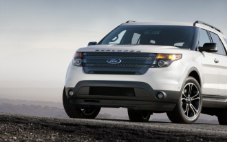 2013 Ford Explorer Sport: Basically, An SHO