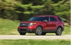 2011-2013 Ford Explorer Recalled For Steering Gear Glitch