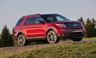2013 Ford Explorer Photos