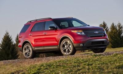 2013 Ford Explorer Photos