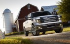 Next Ford F-150 To Get Aluminum Body For Better Gas Mileage