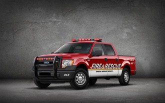 2013 Ford F-150 XL: Ready For Emergency! And Adam-12