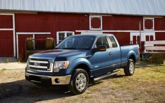 2013-2014 Ford F-150 investigated for brake failure