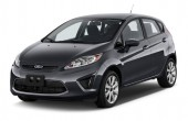 2013 Ford Fiesta Photos