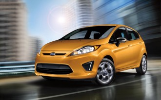 2011-2013 Ford Fiesta Recall Issued For Side Airbag Problem