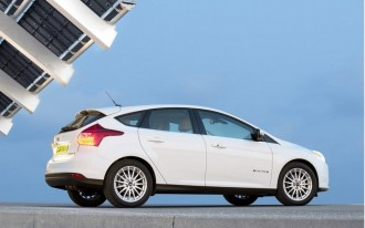 2012-2013 Ford Focus Electric, 2013 Focus ST Recalled For Lighting Defect