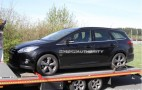 Spy Shots: 2013 Ford Focus RS Wagon Test Mule