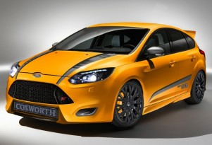 2013 Ford Focus ST built by M&J Enterprises for SEMA 2012