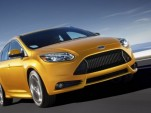 2013 Ford Focus ST: Mean, Green, With Overboosted Ecoboost