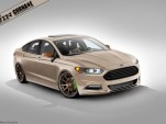 2013 Ford Fusion, built by Tjin Edition for SEMA 2012