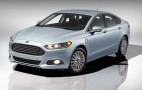 Ford Fusion Energi Plug-In Hybrid: 108 MPGe Bests Prius Plug-In