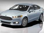 2013 Ford Fusion Energi Gets Top Safety Ratings From NHTSA, IIHS